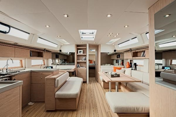 2022 Beneteau Oceanis 51.1 Photo 10 of 12