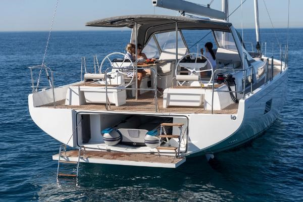 2021 Beneteau Ocean Yacht 54 Photo 3 sur 10