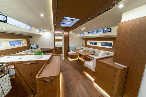 2021 Beneteau Ocean Yacht 54 Photo 5 sur 10