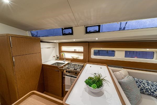 2021 Beneteau Ocean Yacht 54 Photo 9 sur 10