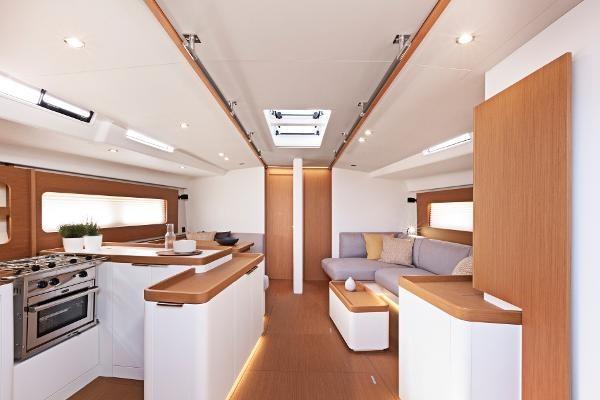 2021 Beneteau First Yacht 53 Photo 7 sur 13