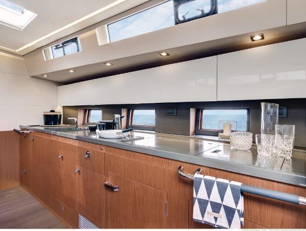 2021 Beneteau Ocean Yacht 62 Photo 8 sur 13
