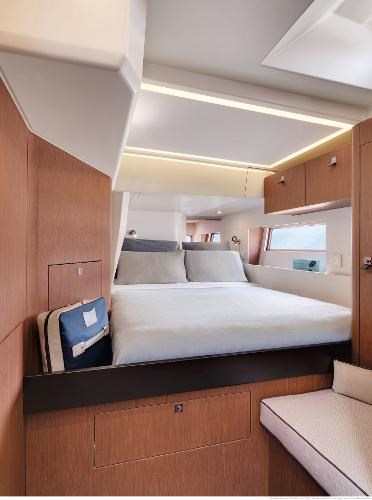 2021 Beneteau Ocean Yacht 62 Photo 11 sur 13