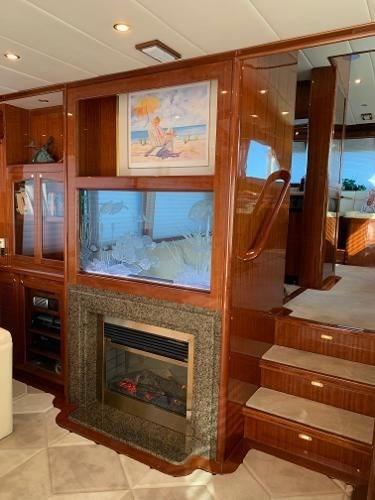 2006 Hampton 740 Yachtfish Skylounge Photo 6 sur 34