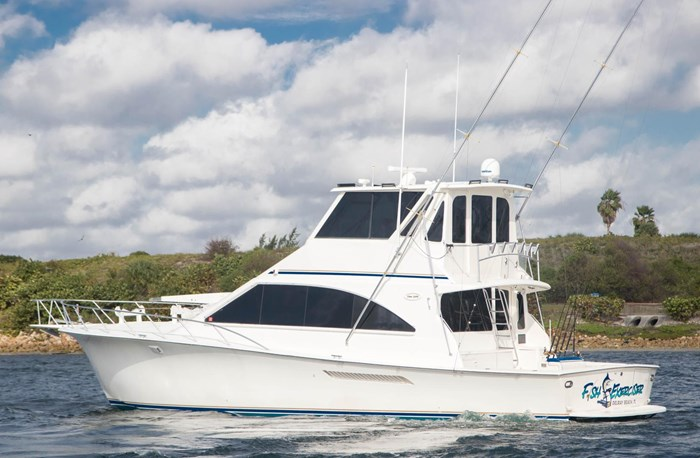 2000 Ocean Yachts Photo 4 sur 70