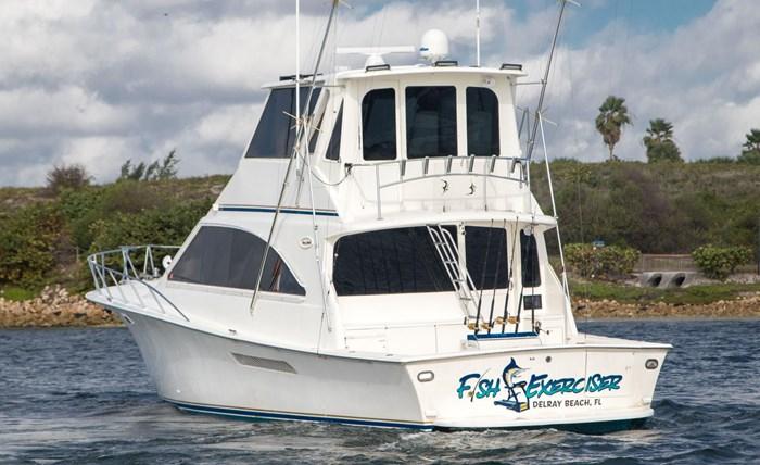 2000 Ocean Yachts Photo 5 sur 70
