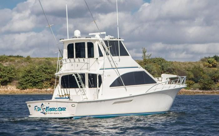 2000 Ocean Yachts Photo 7 sur 70