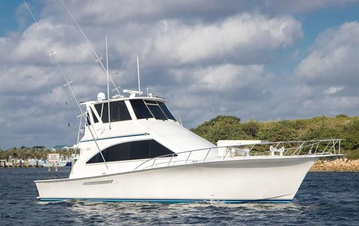2000 Ocean Yachts Photo 10 sur 70