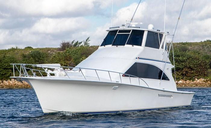 2000 Ocean Yachts Photo 13 sur 70