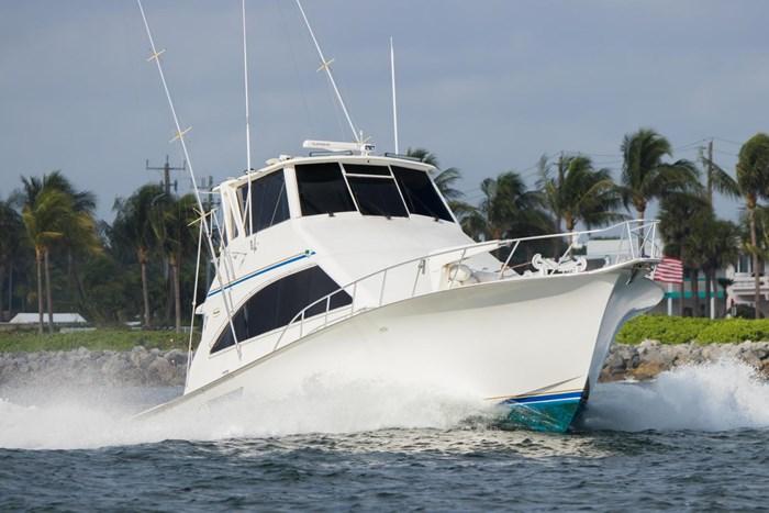 2000 Ocean Yachts Photo 15 sur 70