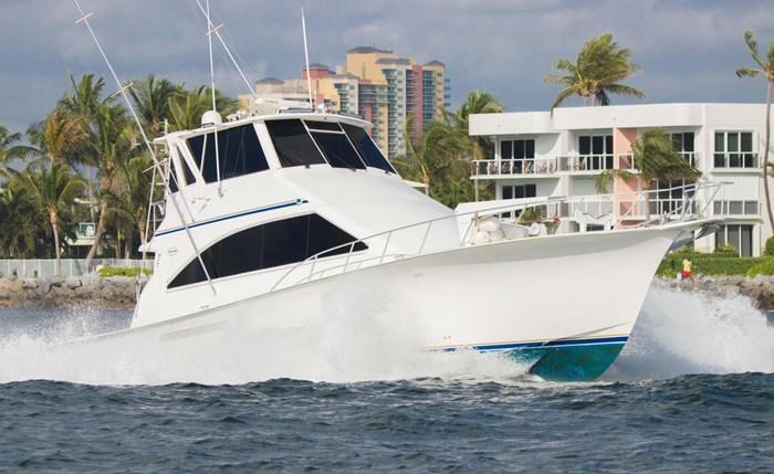 2000 Ocean Yachts Photo 16 sur 70