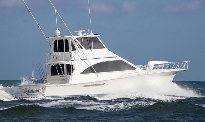 2000 Ocean Yachts Photo 17 sur 70