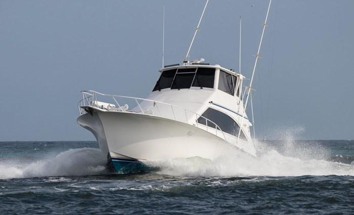 2000 Ocean Yachts Photo 18 sur 70