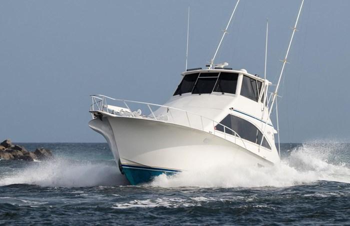 2000 Ocean Yachts Photo 19 sur 70