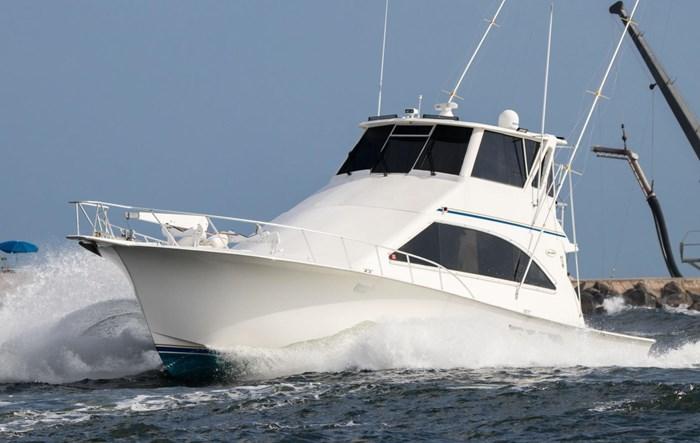 2000 Ocean Yachts Photo 20 sur 70
