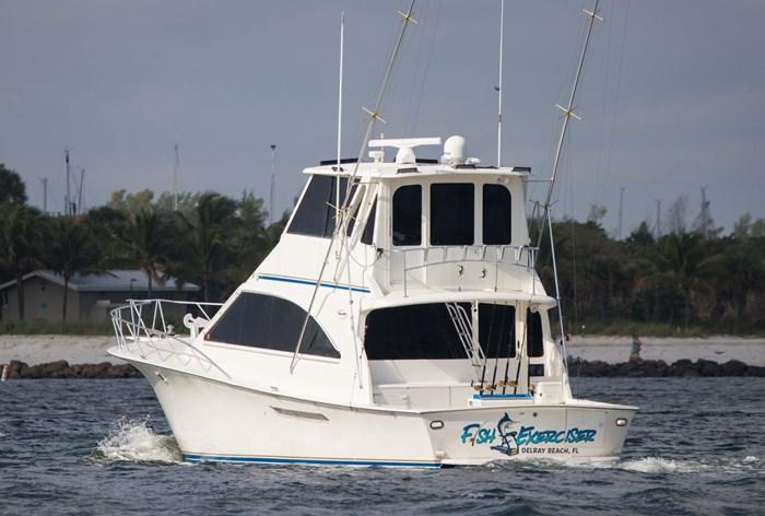 2000 Ocean Yachts Photo 21 sur 70