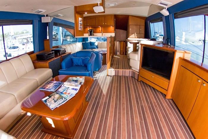 2000 Ocean Yachts Photo 22 sur 70