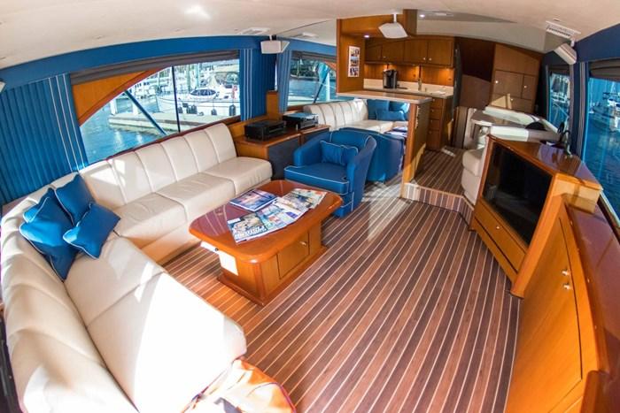 2000 Ocean Yachts Photo 23 sur 70