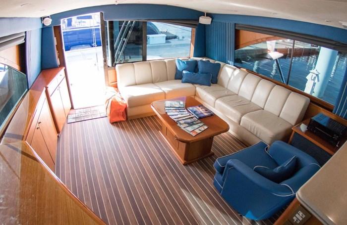 2000 Ocean Yachts Photo 24 sur 70