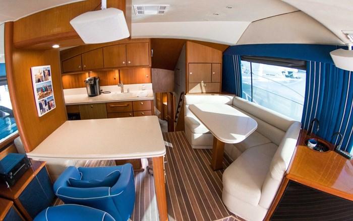 2000 Ocean Yachts Photo 25 sur 70