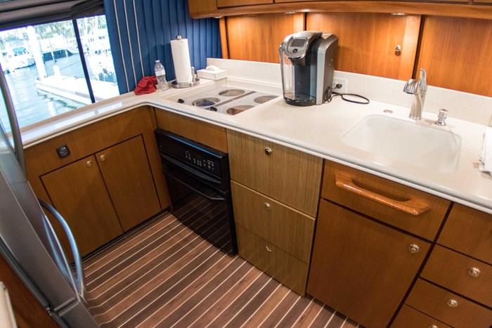 2000 Ocean Yachts Photo 29 sur 70