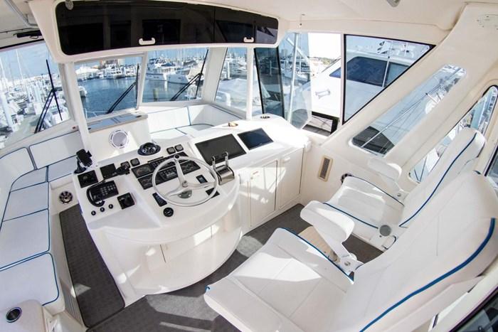2000 Ocean Yachts Photo 49 sur 70