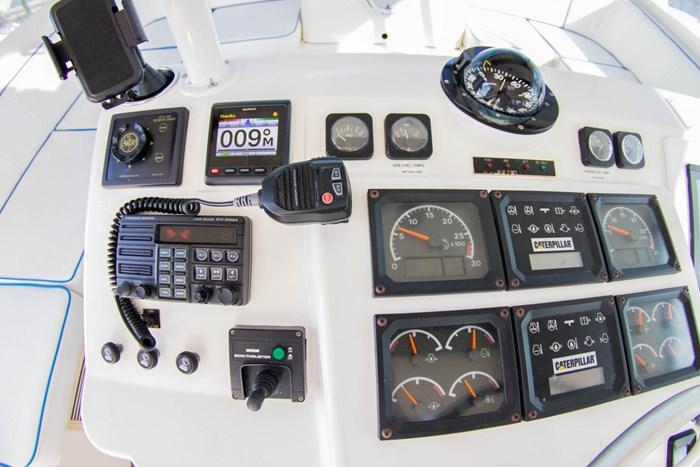 2000 Ocean Yachts Photo 51 sur 70