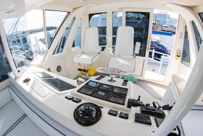 2000 Ocean Yachts Photo 55 sur 70