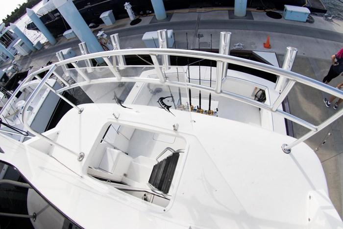2000 Ocean Yachts Photo 56 sur 70