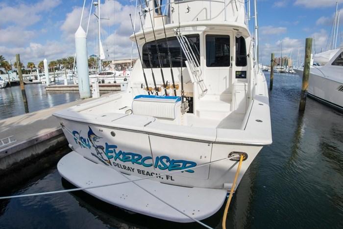 2000 Ocean Yachts Photo 57 sur 70