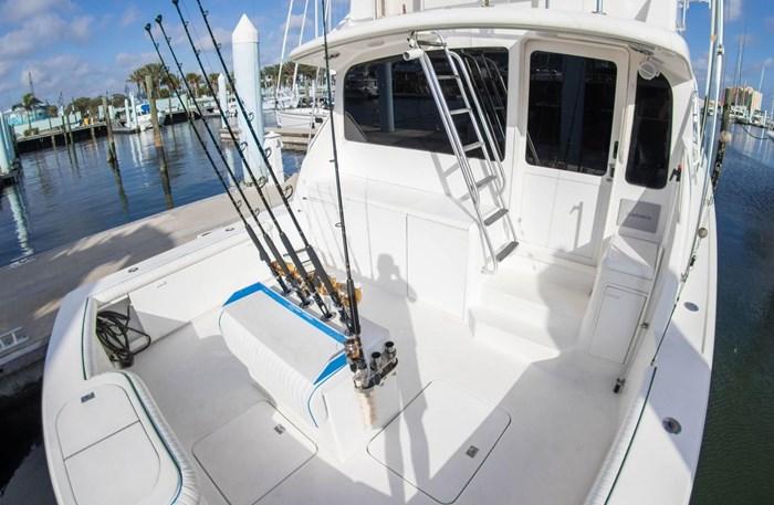 2000 Ocean Yachts Photo 60 sur 70