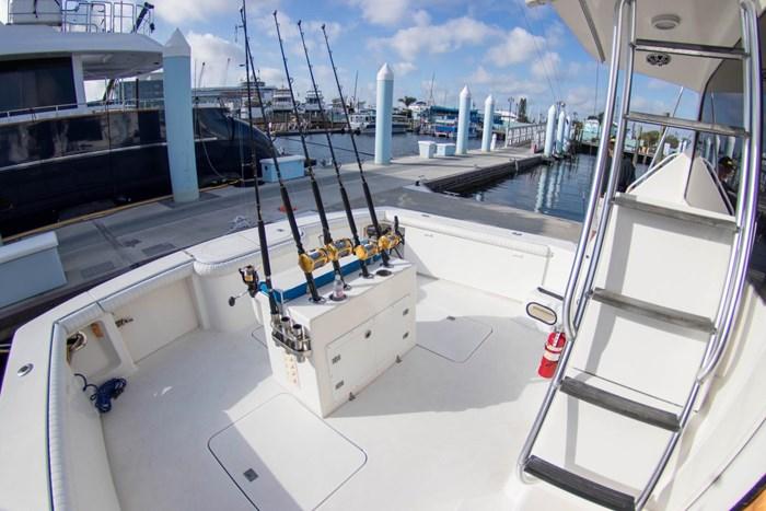 2000 Ocean Yachts Photo 61 sur 70