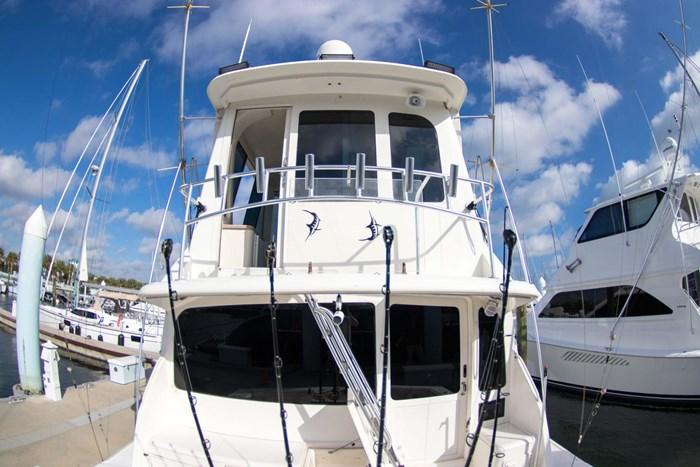 2000 Ocean Yachts Photo 62 sur 70