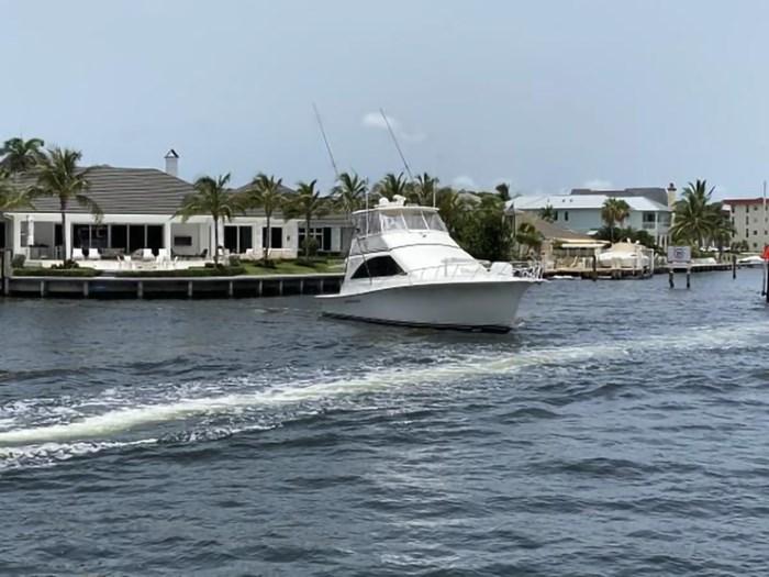 2001 Ocean Yachts 60 Sportfish Photo 6 sur 51