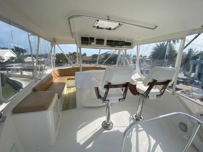 2001 Ocean Yachts 60 Sportfish Photo 14 sur 51