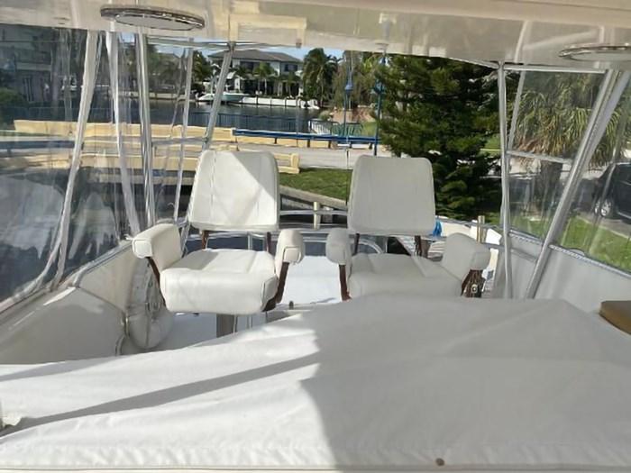 2001 Ocean Yachts 60 Sportfish Photo 16 sur 51