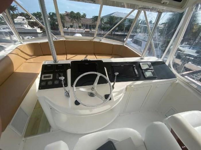 2001 Ocean Yachts 60 Sportfish Photo 18 sur 51