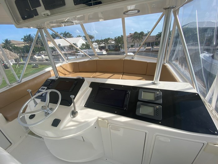 2001 Ocean Yachts 60 Sportfish Photo 21 sur 51