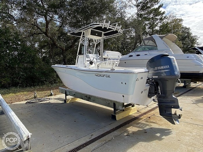 2013 Sea Fox 199CC COMMANDER Photo 3 sur 20