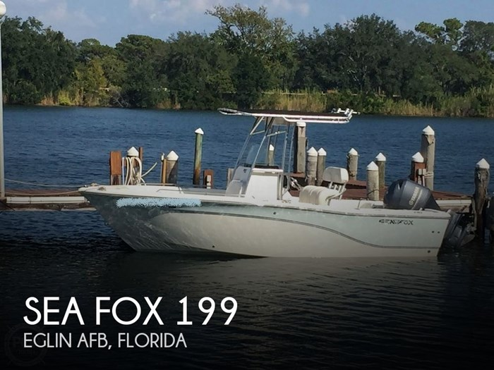 2013 Sea Fox 199CC COMMANDER Photo 1 sur 20