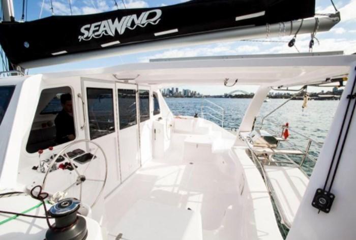 2021 Seawind 1160 Lite Photo 3 sur 8