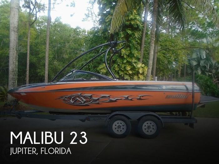 2006 Malibu 21VLX Wakesetter Photo 1 sur 20