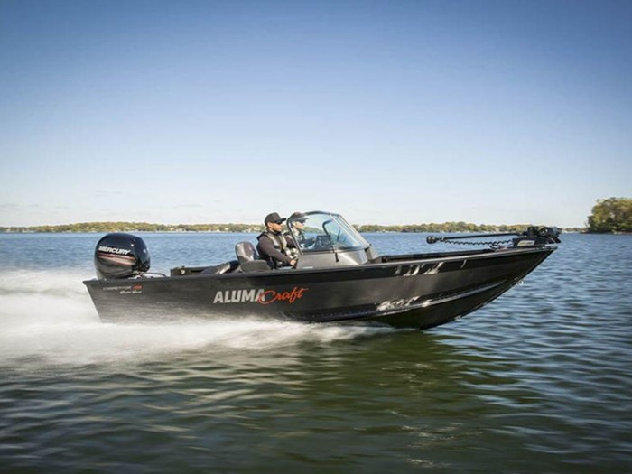 Alumacraft Competitor Shadow 185 Sport