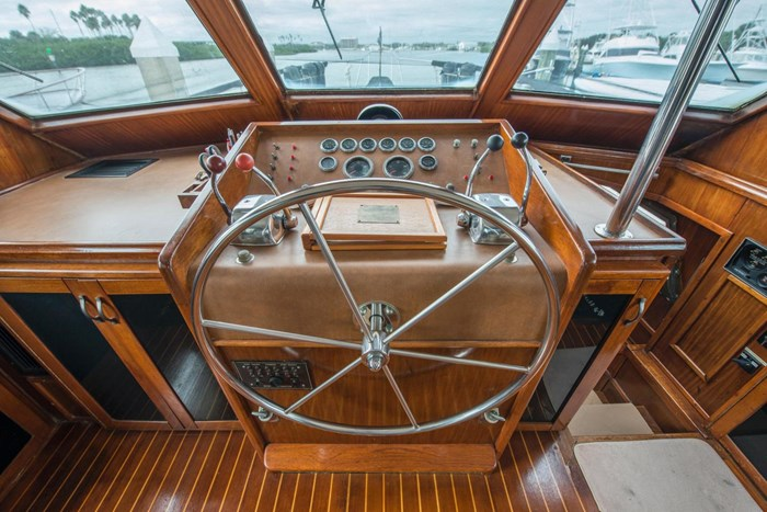 1980 Hatteras Motor Yacht Photo 18 sur 63