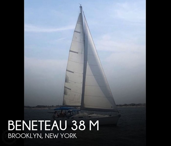 1991 Beneteau 38 M Photo 1 of 20