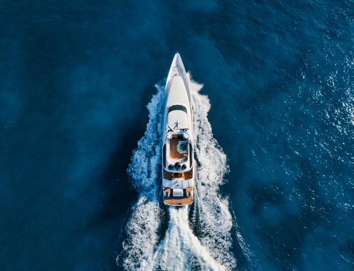 1994 Motor Yacht Norship Photo 8 sur 33