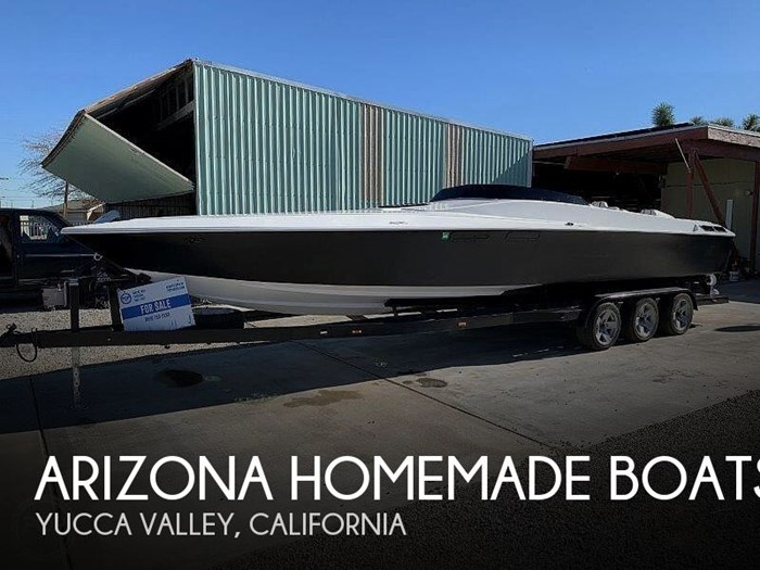 1979 Arizona Homemade Boats Warlock Offshore 30 Photo 1 sur 20
