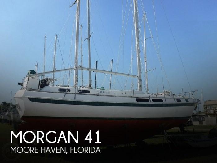 1974 Morgan 41 Out Island Photo 1 sur 20