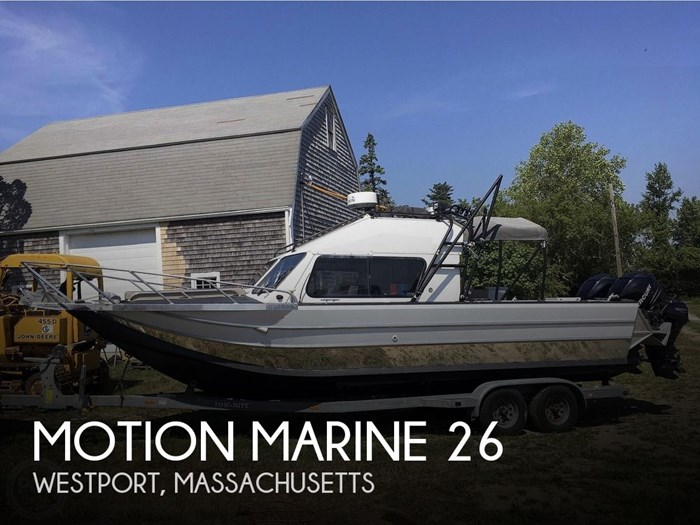 2007 Motion Marine 26 Outback Offshore LXV Photo 1 sur 20