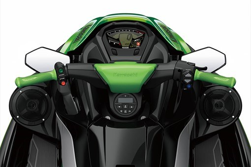 2021 Kawasaki STX-160 LX Photo 5 of 7